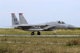 Echo-Kiloさんが、千歳基地で撮影したアメリカ空軍 F-15C-39-MC Eagleの航空フォト(飛行機 写真・画像)