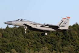 Echo-Kiloさんが、千歳基地で撮影したアメリカ空軍 F-15C-31-MC Eagleの航空フォト(飛行機 写真・画像)