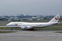 Gambardierさんが、伊丹空港で撮影した日本航空 747-446の航空フォト(飛行機 写真・画像)