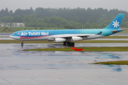 senyoさんが、成田国際空港で撮影したエア・タヒチ・ヌイ A340-313Xの航空フォト(飛行機 写真・画像)