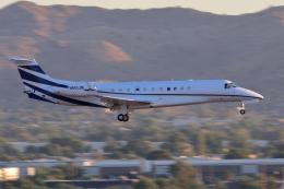 キャスバルさんが、フェニックス・スカイハーバー国際空港で撮影したSASアヴィエーション・ホールディングス EMB-135BJ Legacyの航空フォト(飛行機 写真・画像)