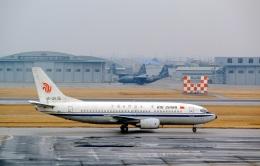 LEVEL789さんが、名古屋飛行場で撮影した中国国際航空 737-3J6の航空フォト(飛行機 写真・画像)