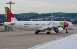 TA27さんが、チューリッヒ空港で撮影したTAPポルトガル航空 A321-251Nの航空フォト(飛行機 写真・画像)
