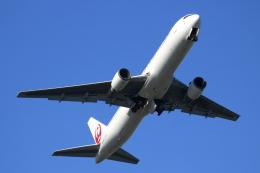 ▲®さんが、羽田空港で撮影した日本航空 767-346/ERの航空フォト(飛行機 写真・画像)