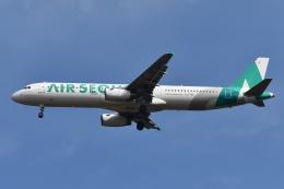 Deepさんが、成田国際空港で撮影したエアソウル A321-231の航空フォト(飛行機 写真・画像)