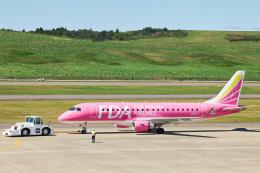 nisshi_filmsさんが、福島空港で撮影したフジドリームエアラインズ ERJ-170-200 (ERJ-175STD)の航空フォト(飛行機 写真・画像)
