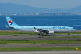 yabyanさんが、中部国際空港で撮影した大韓航空 A330-323Xの航空フォト(飛行機 写真・画像)