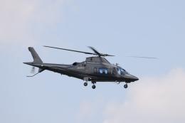 OS52さんが、成田国際空港で撮影した日本法人所有 A109E Powerの航空フォト(飛行機 写真・画像)