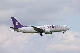OS52さんが、成田国際空港で撮影したYTOカーゴ・エアラインズ 737-36Q(SF)の航空フォト(飛行機 写真・画像)