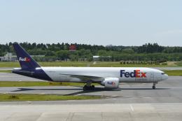 チャーリーマイクさんが、成田国際空港で撮影したフェデックス・エクスプレス 777-FS2の航空フォト(飛行機 写真・画像)
