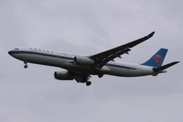 Love NRTさんが、成田国際空港で撮影した中国南方航空 A330-343Xの航空フォト(飛行機 写真・画像)