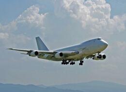 tsubameさんが、福岡空港で撮影したアトラス航空 747-228F/SCDの航空フォト(飛行機 写真・画像)