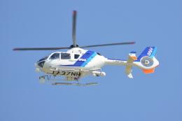 Deepさんが、那覇空港で撮影したオールニッポンヘリコプター EC135T2の航空フォト(飛行機 写真・画像)