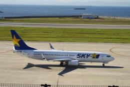 we love kixさんが、神戸空港で撮影したスカイマーク 737-8ALの航空フォト(飛行機 写真・画像)