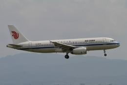 ☆H・I・J☆さんが、関西国際空港で撮影した中国国際航空 A320-232の航空フォト(飛行機 写真・画像)
