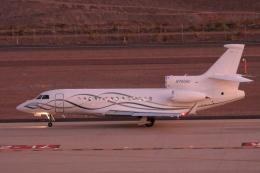 キャスバルさんが、フェニックス・スカイハーバー国際空港で撮影したPACIFIC CONNECTION Falcon 7Xの航空フォト(飛行機 写真・画像)