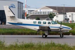 A.Tさんが、八尾空港で撮影した日本個人所有 T303 Crusaderの航空フォト(飛行機 写真・画像)