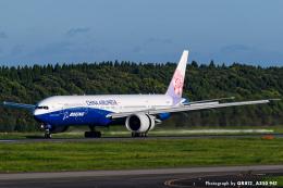 kina309さんが、成田国際空港で撮影したチャイナエアライン 777-309/ERの航空フォト(飛行機 写真・画像)
