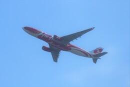 Love NRTさんが、成田国際空港で撮影したエアアジア・エックス A330-343Eの航空フォト(飛行機 写真・画像)