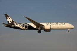 S.Hayashiさんが、成田国際空港で撮影したニュージーランド航空 787-9の航空フォト(飛行機 写真・画像)