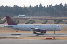 Love NRTさんが、成田国際空港で撮影した吉祥航空 A320-214の航空フォト(飛行機 写真・画像)