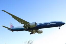不揃いさんが、成田国際空港で撮影したチャイナエアライン 777-309/ERの航空フォト(飛行機 写真・画像)