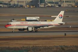 磐城さんが、仁川国際空港で撮影した中国東方航空 A320-214の航空フォト(飛行機 写真・画像)