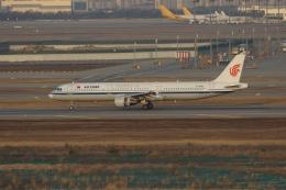 磐城さんが、仁川国際空港で撮影した中国国際航空 A321-213の航空フォト(飛行機 写真・画像)