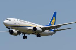 panchiさんが、成田国際空港で撮影した中国郵政航空 737-8Q8(BCF)の航空フォト(飛行機 写真・画像)