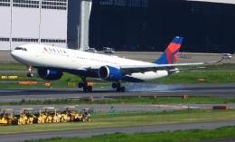 チャレンジャーさんが、羽田空港で撮影したデルタ航空 A330-941の航空フォト(飛行機 写真・画像)