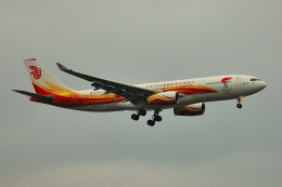 フリューゲルさんが、羽田空港で撮影した中国国際航空 A330-243の航空フォト(飛行機 写真・画像)