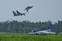 スカルショットさんが、松島基地で撮影した航空自衛隊 F-15DJ Eagleの航空フォト(飛行機 写真・画像)