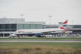 thomasYVRさんが、バンクーバー国際空港で撮影したブリティッシュ・エアウェイズ 777-236/ERの航空フォト(飛行機 写真・画像)