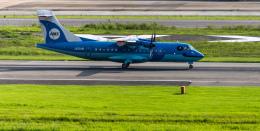 アローズさんが、福岡空港で撮影した天草エアライン ATR 42-600の航空フォト(飛行機 写真・画像)