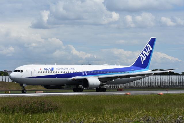 空が大好き!さんが、伊丹空港で撮影した全日空 767-381/ERの航空フォト(飛行機 写真・画像)