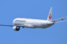 kaz787さんが、伊丹空港で撮影した日本航空 777-346の航空フォト(飛行機 写真・画像)