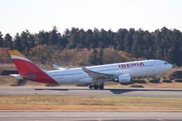Love NRTさんが、成田国際空港で撮影したイベリア航空 A330-202の航空フォト(飛行機 写真・画像)