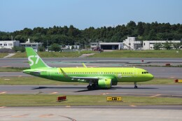 Love NRTさんが、成田国際空港で撮影したS7航空 A320-271Nの航空フォト(飛行機 写真・画像)