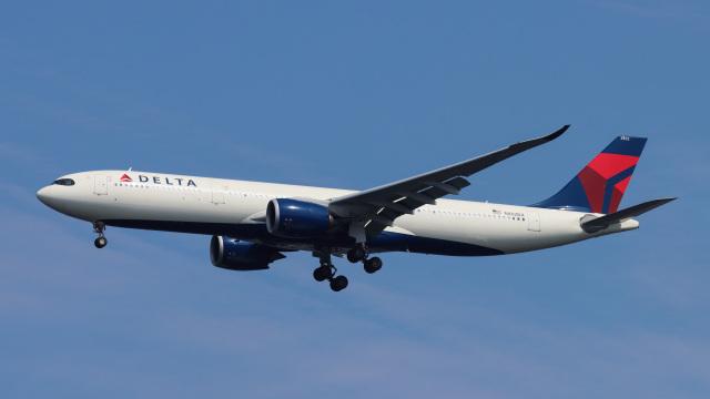 Bluewingさんが、羽田空港で撮影したデルタ航空 A330-941の航空フォト(飛行機 写真・画像)