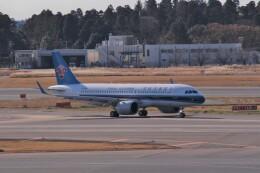 Love NRTさんが、成田国際空港で撮影した中国南方航空 A320-251Nの航空フォト(飛行機 写真・画像)