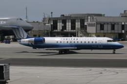 kinsanさんが、ロサンゼルス国際空港で撮影したスカイウエスト CL-600-2B19(CRJ-200LR)の航空フォト(飛行機 写真・画像)