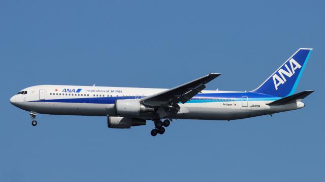 Bluewingさんが、羽田空港で撮影した全日空 767-381/ERの航空フォト(飛行機 写真・画像)