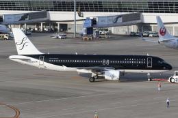 ゴンタさんが、中部国際空港で撮影したスターフライヤー A320-214の航空フォト(飛行機 写真・画像)