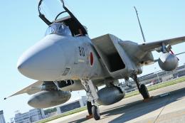 スカルショットさんが、名古屋飛行場で撮影した航空自衛隊 F-15J Eagleの航空フォト(飛行機 写真・画像)