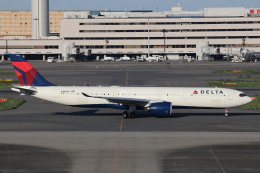 南十字星さんが、羽田空港で撮影したデルタ航空 A330-941の航空フォト(飛行機 写真・画像)