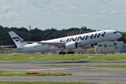 Cozy Gotoさんが、成田国際空港で撮影したフィンエアー A350-941の航空フォト(飛行機 写真・画像)