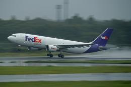 Souma2005さんが、成田国際空港で撮影したフェデックス・エクスプレス A300F4-605Rの航空フォト(飛行機 写真・画像)