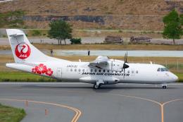 よっしぃさんが、但馬空港で撮影した日本エアコミューター ATR 42-600の航空フォト(飛行機 写真・画像)