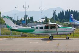 よっしぃさんが、但馬空港で撮影したアドバンス・エア・スポーツ T207A Turbo Stationair 7の航空フォト(飛行機 写真・画像)
