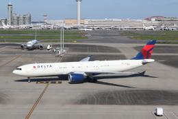 サリーちゃんのパパさんが、羽田空港で撮影したデルタ航空 A330-941の航空フォト(飛行機 写真・画像)